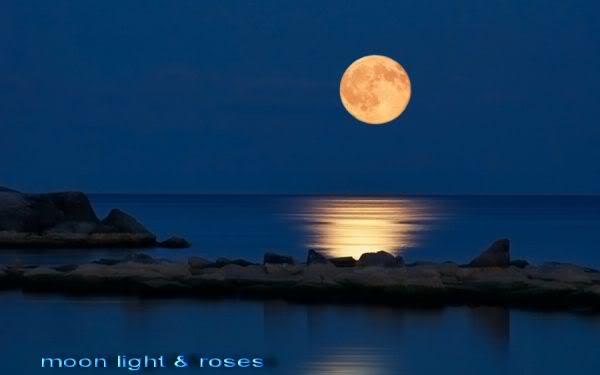 La lluna d'agost