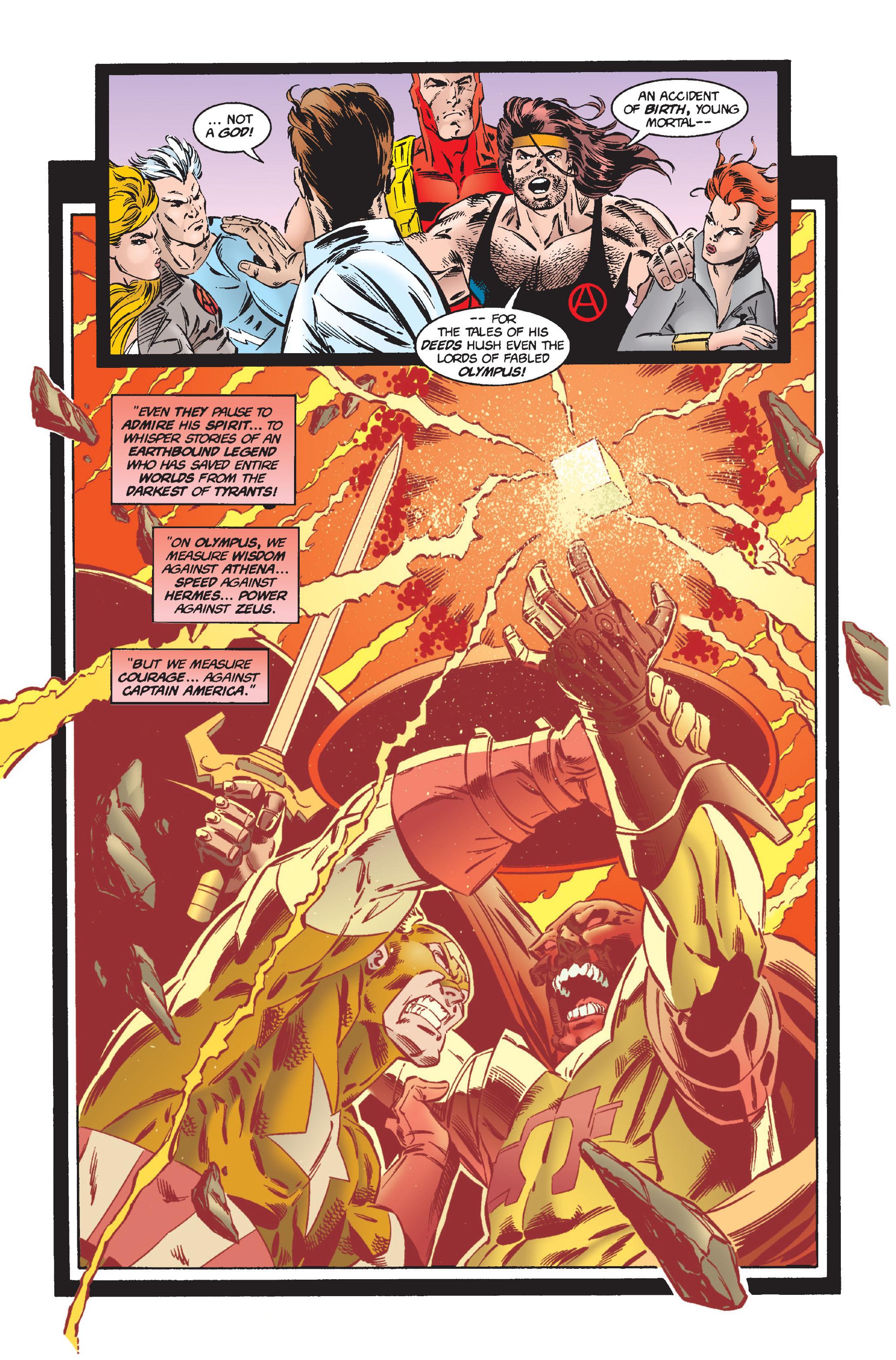 Captain America (1968) Issue #444 #398 - English 12