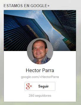 Dr Hector Parra, Google +, Google Plus, enfoque ocupacional