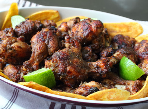 Food wishes video recipes jerk chicken wings classic jamaican i hadnt thought of this before but what more perfect marinade and glaze for a super bowl hot wing than a jamaican jerk sauce these jerk chicken wings forumfinder Choice Image