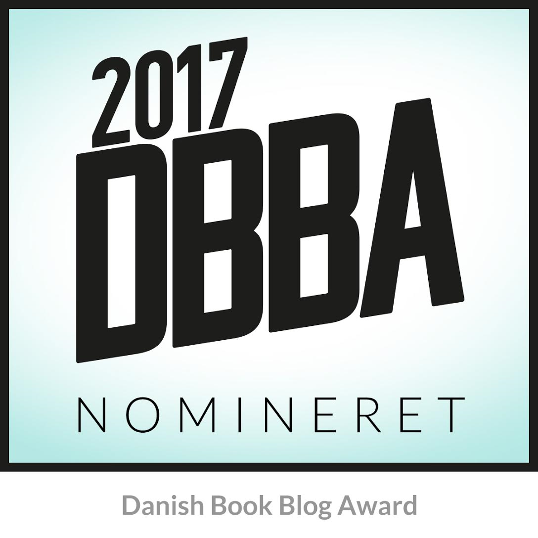 Danish Book Blog Award
