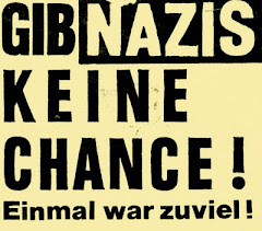 NAO DÊ CHANCE AO NAZISMO! UMA VEZ JÁ FOI DEMAIS!