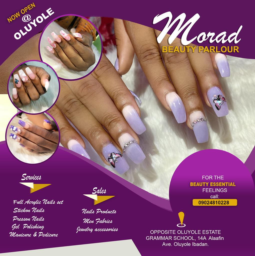 MORAD BEAUTY PARLOUR