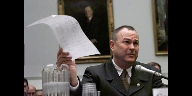 Republican US Representative Dana Rohrabacher