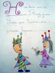 Nuestros cuentos:La princesa que se perdió en el bosque