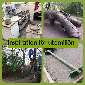 Inspiration för utemiljön