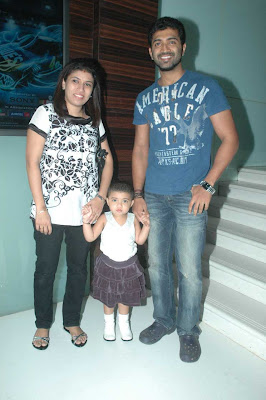 Actor Arun Vijay Daughter
