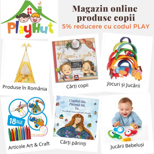 Reduceri la jucării și cărți!