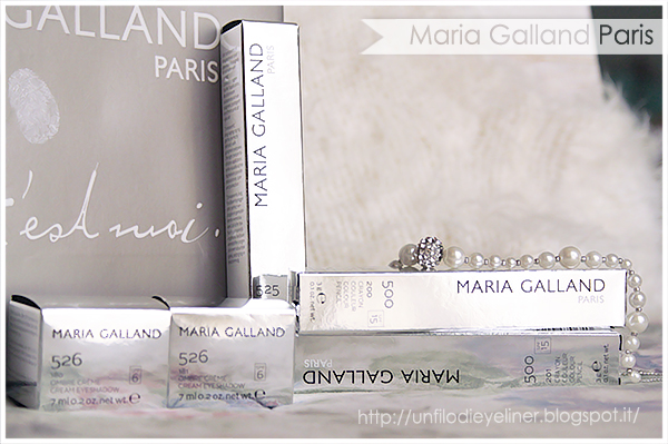 Maria Galland - Le Maquillage Rêves d'Été