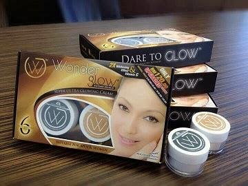 Glowing Bersama WONDER GLOW..:))