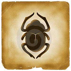 Symbol Scarab