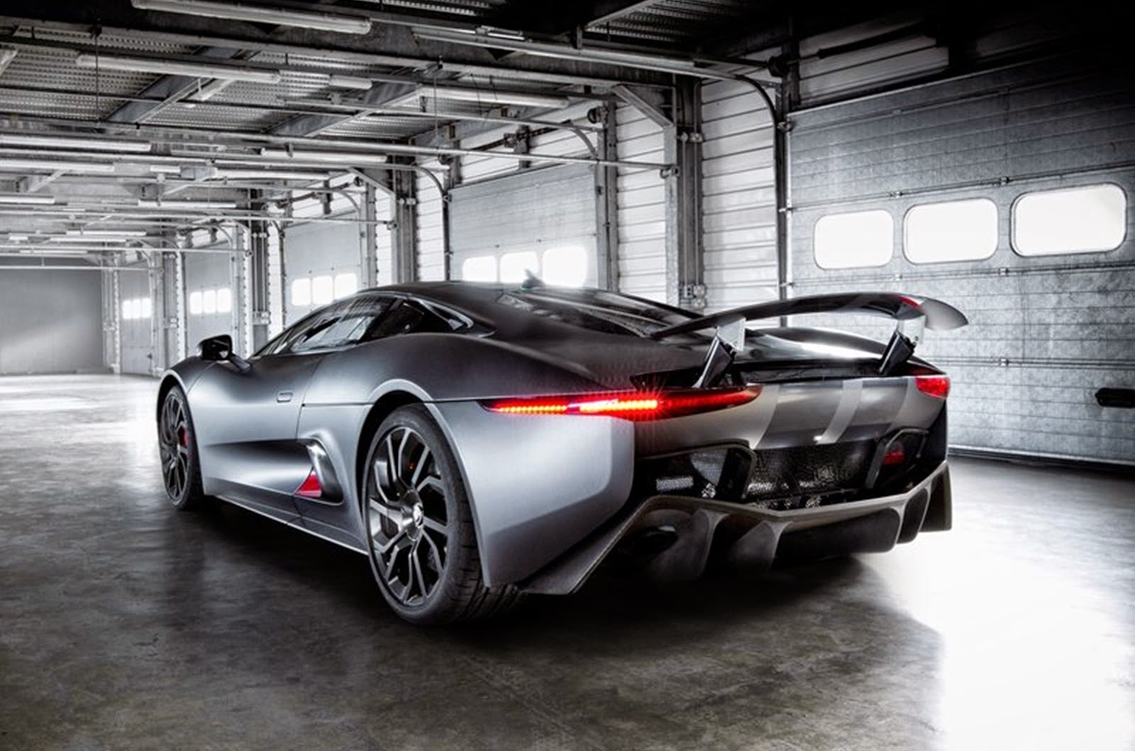 Carrosport1 Carro Jaguar C X75 Concept 2013 Wallpaper