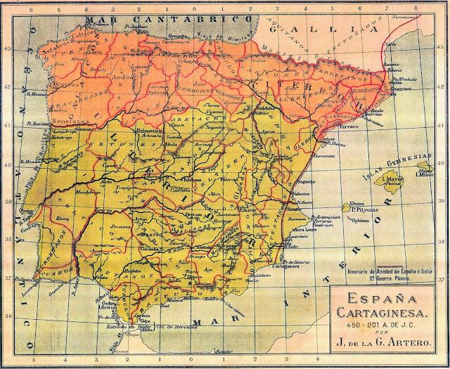 Dominacion cartaginesa