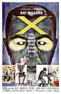 El Hombre con Vision de Rayos X – DVDRIP LATINO