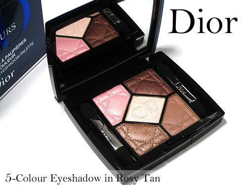 Dior Rosy Tan