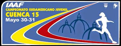 Pista - Campeonato sudamericano juvenil de atletismo (Cuenca - Ecuador, 29/may/2015)