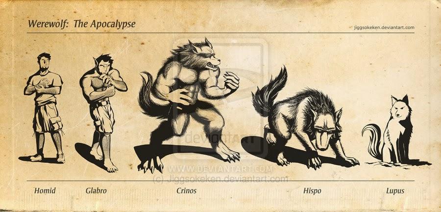 [!ON!] 3ª Noite: Gehenna - Página 2 Werewolf__the_apocalypse__garou_forms__by_jiggsokeken-d4n2ntu