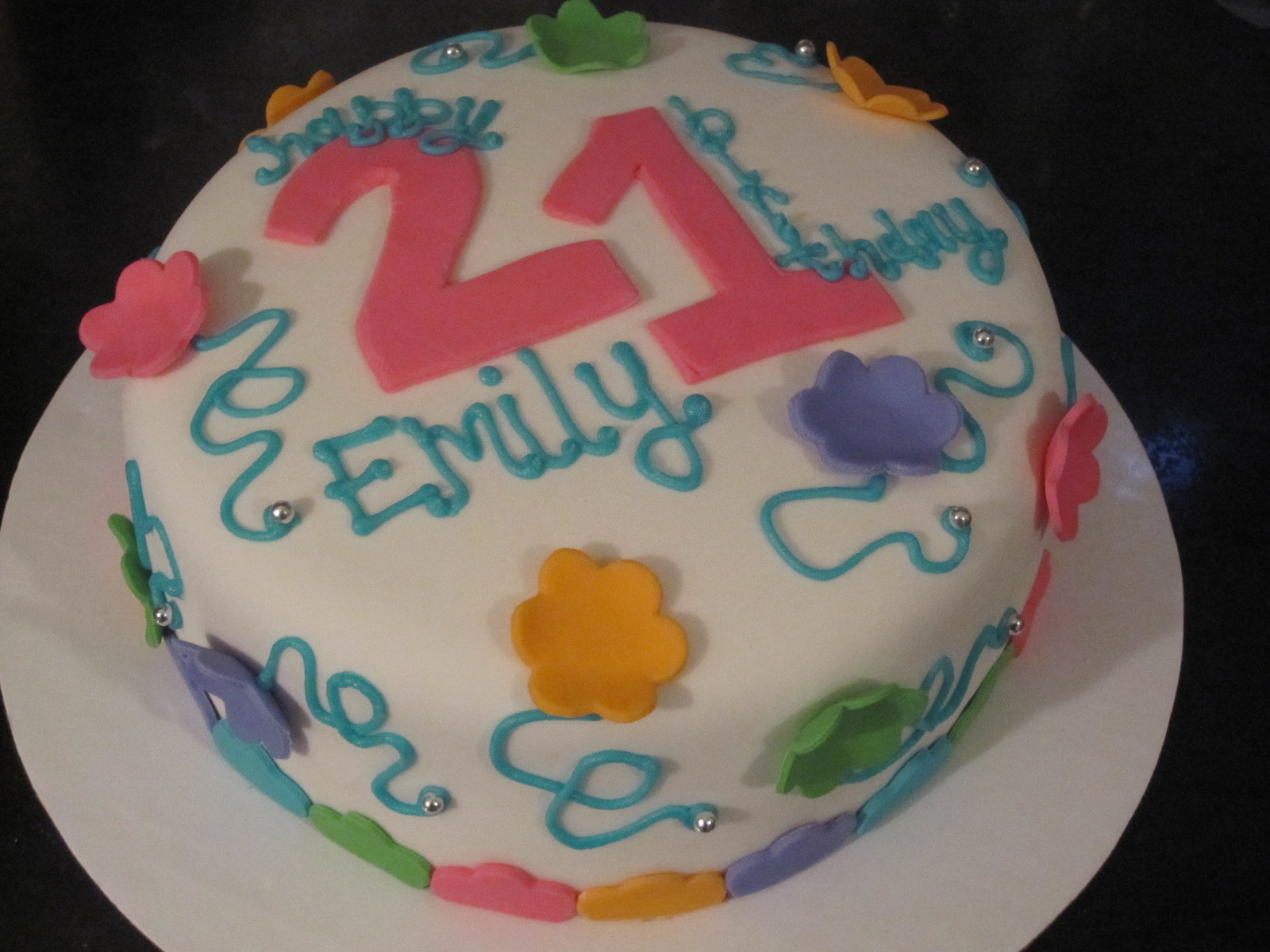 Birthday Cake Images Emily : Cake it Pretty: Happy Birthday Emily!!!