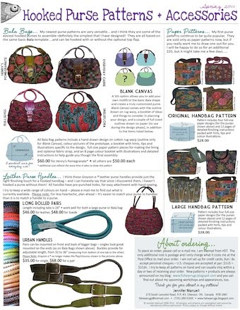 Purse Patterns...