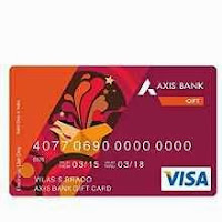 Amazon : Axis Bank Rs. 5000 Gift Card Rs. 4750 : Buy To Earn