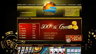Casino en Venezuela