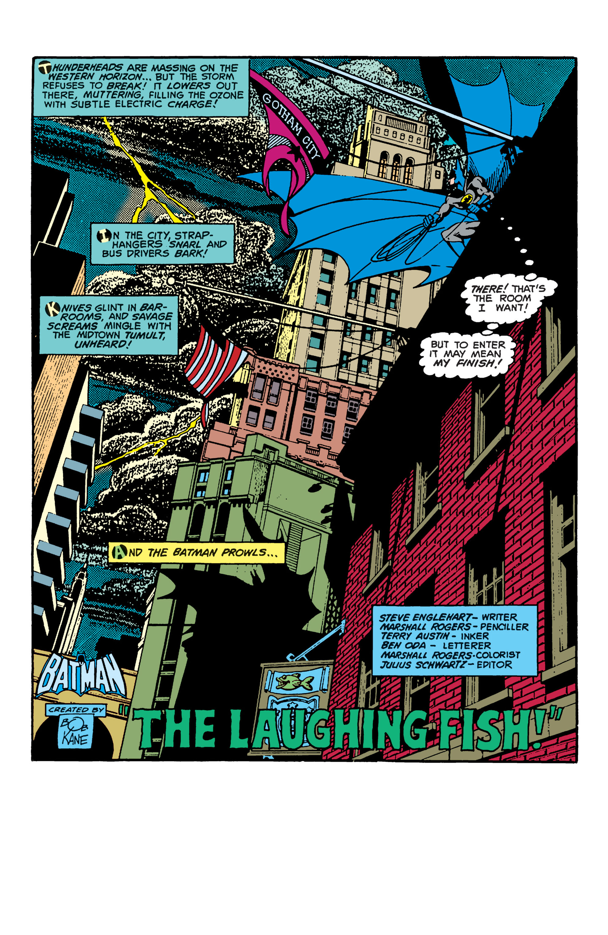 Detective Comics (1937) Issue #475 Page 2