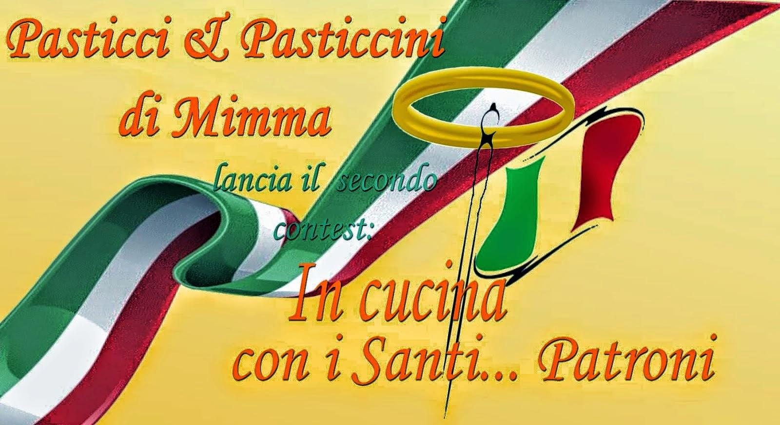 2° - In Cucina con i Santi... Patroni