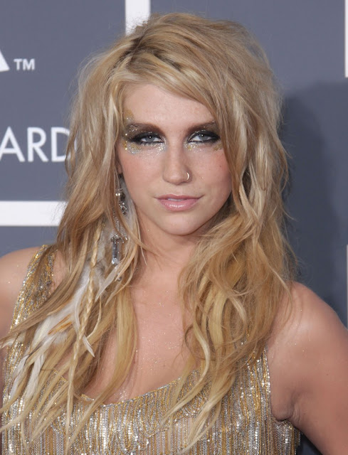 kesha take it off hair. Kesha+hairstyle+2011
