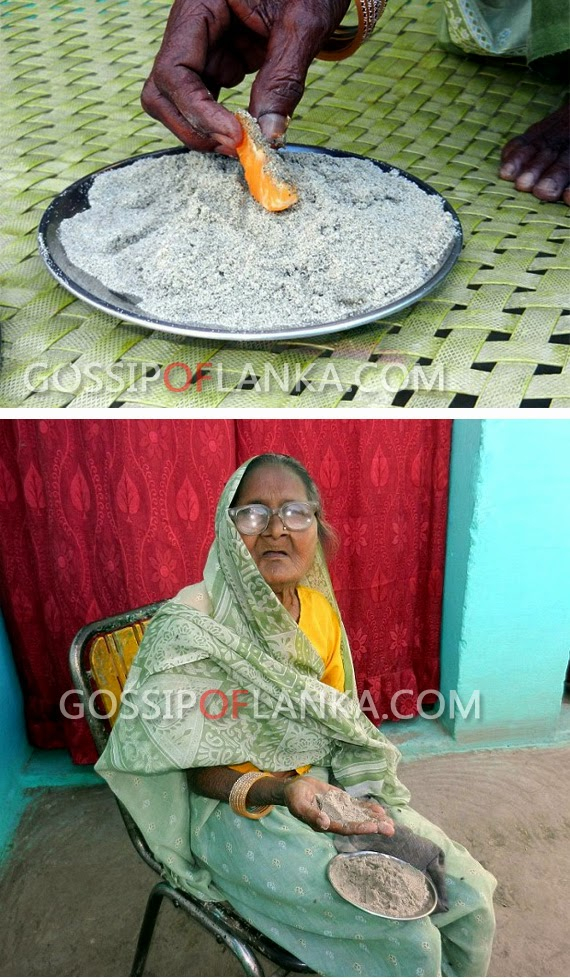 hirugossiplankadeepanewsfirstnethfmrivira - Indian woman eats 1KG of SAND every day and is in perfect health