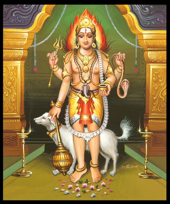 Helpful Tips on Sanatana Dharma / Hindu Principles - 130 (Kala Bhairava)