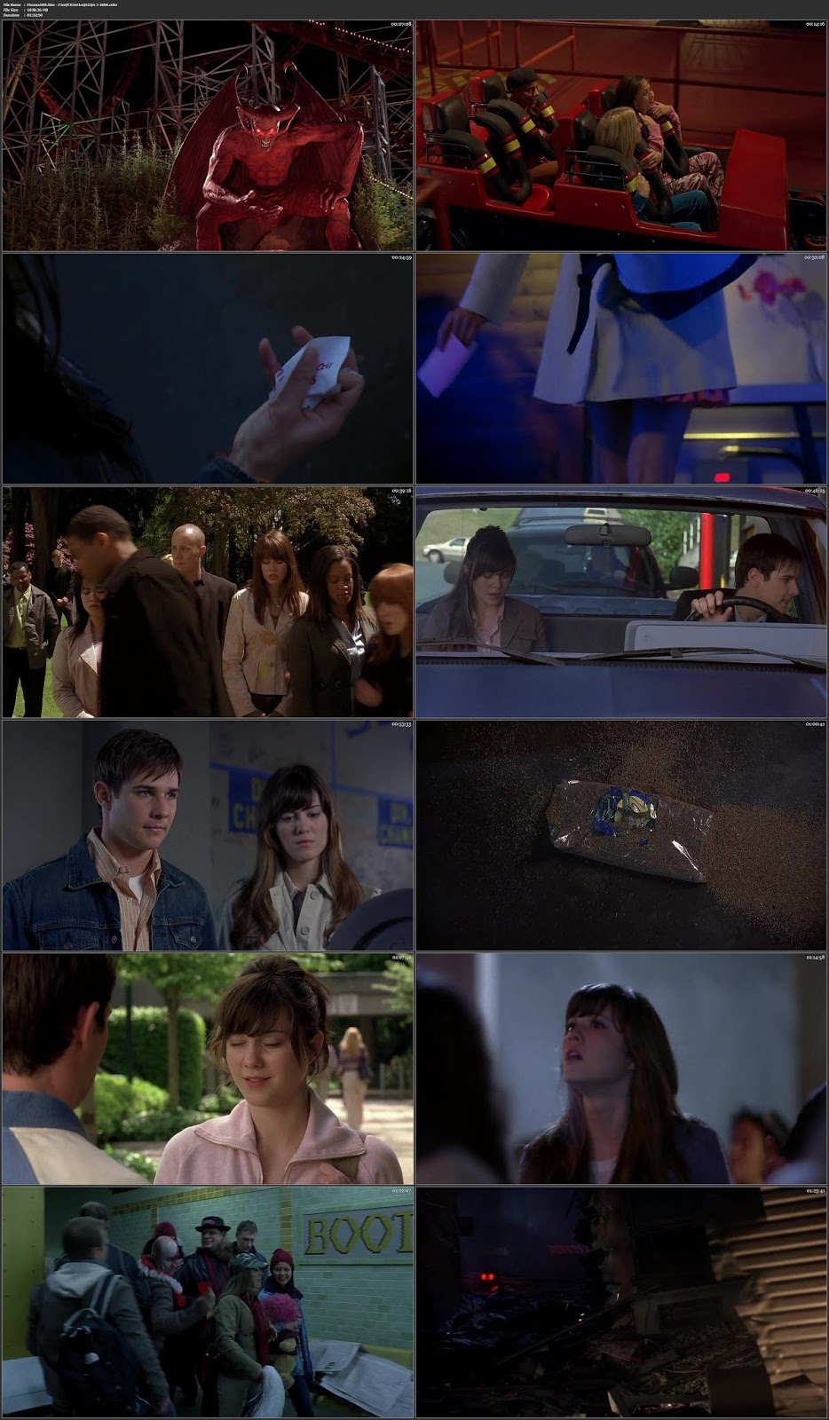 Final Destination 3 2006 Hindi 300MB Movie BluRay 480p