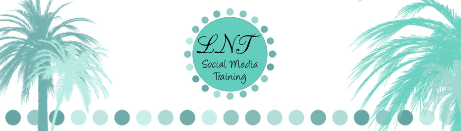 LNT Social Media Training