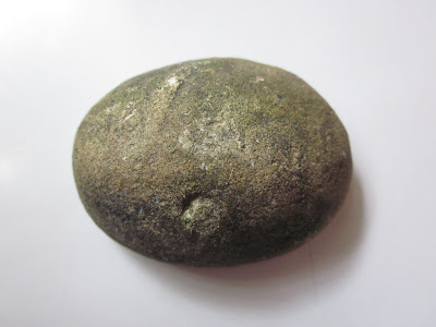 Authentic Prehistoric Hadrosaur Dinosaur Fossil Egg Genuine