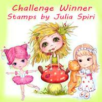Julia Spiri Challenge 14 Winner