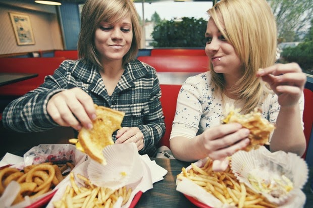 20 Things To Do When You're 30 That Will Make Life Better At 50 - Stop eating crap.