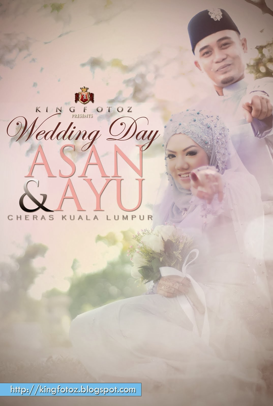 Asan&Ayu Wedding Day