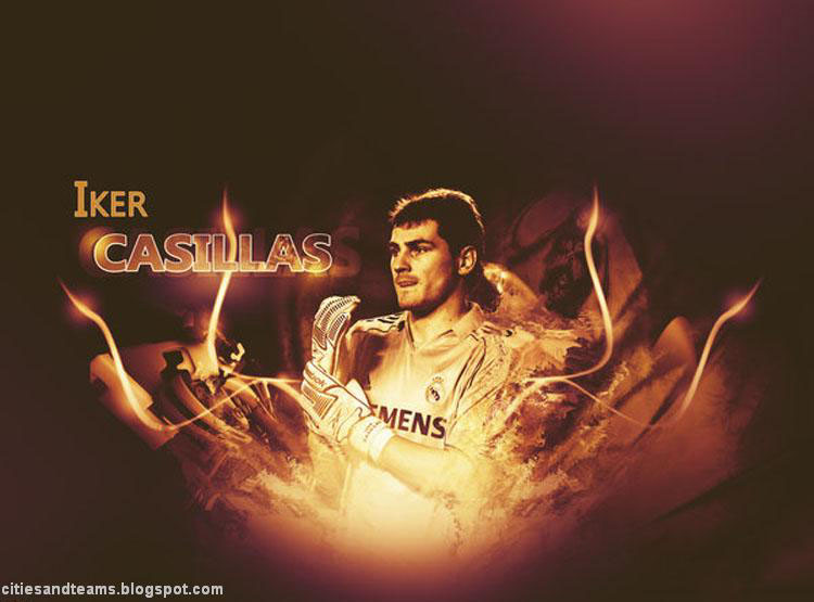 Iker Casillas HD Image And Wallpapers Gallery