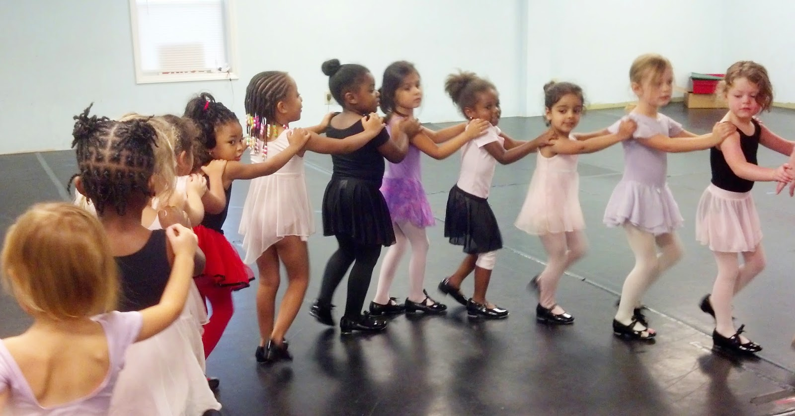 dance studios preschoolers charlotte