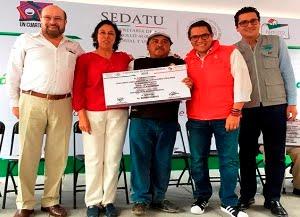 Logra Antorcha ante FONHAPO 16.5 millones de pesos