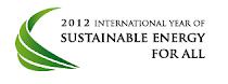 2012, Ano Internacional da Energia Sustentável