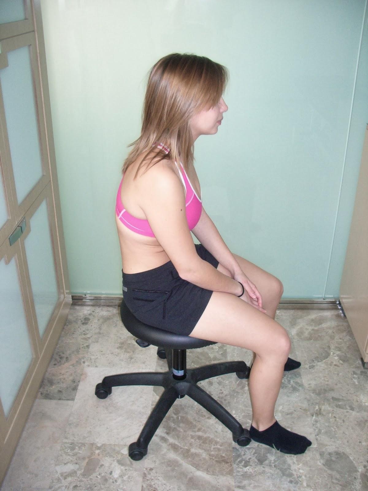 Instituto de columna de alicante c mo mantener una buena for Sillas para una buena postura