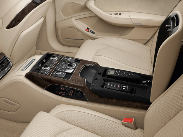 Audi Tem Super Blindado Em Genebra