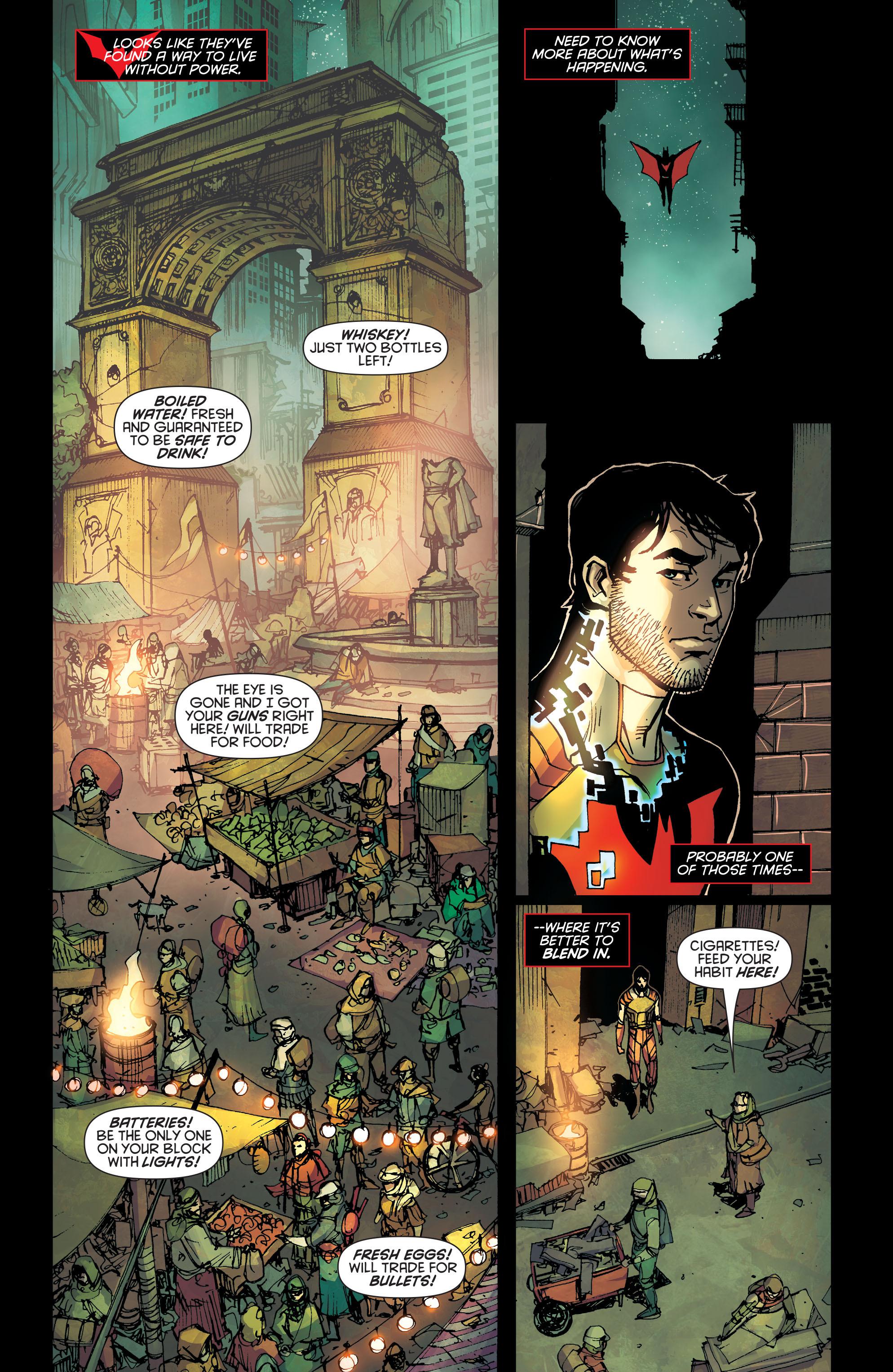Batman Beyond (2015) Issue #9 #9 - English 9