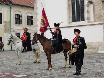 薩格勒布, Zagreb, 廣場, Markov trg