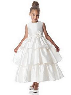 Kids Mode: Kleider Dessy