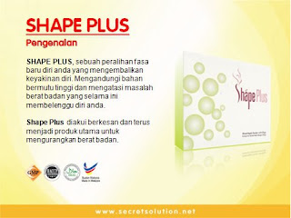 Fungsi Shape Plus