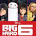 Big Hero 6 (2014) English Movie *DVD*