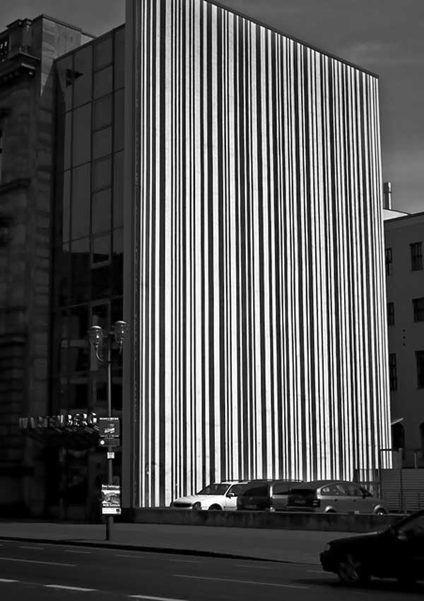 Barcode Building in Sydney