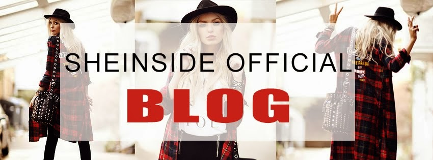 Sheinside official blog