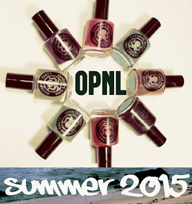 Octopus Party Nail Lacquer Summer 2015